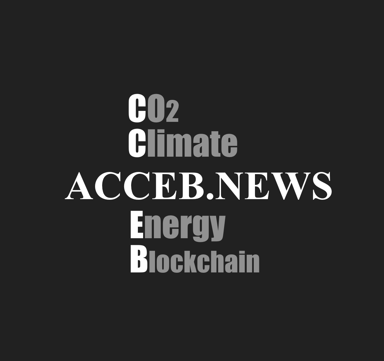 Archive on Climate, Carbon, Energy and Blockchain